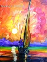 Sip n' Paint Come About Saturday, August 2nd, 4:00pm