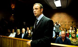 Three Lenses: Oscar Pistorius