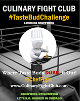 Culinary Fight Club - TasteBud Challenge # 5...