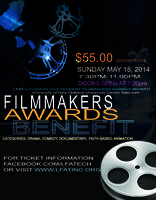 Louisiana Independent Filmmakers May 18th Awards...