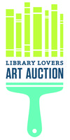 Library Lovers Art Auction-2014