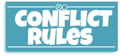 Rules - A Workshop To Help You Deal with Conflict...