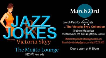The Victoria Skyy Cosmetic Collection Launch Party