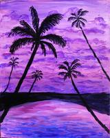 Pa'ina Paint Club - Twilight Hawaii