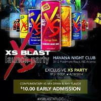 XS Launch Party/Mixer