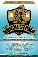 Knight Stomp 2014 • Downtown Orlando • Largest Scale...