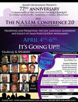 Masjid Muhammad DC N.A.S.I.M. Conference and 77th...