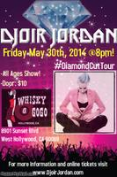 Djoir Jordan's ALL AGES SHOW at the Whiskey A GoGo!