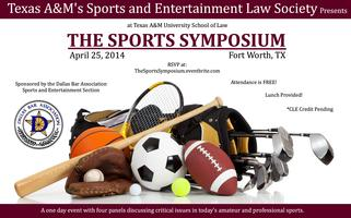 The Sports Symposium by Texas A&M's Sports &...