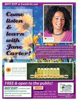 Natural Hair Consumer Lecture with Jane Carter