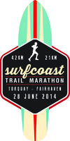 Surf Coast Trail Marathon - Torquay to Fairhaven