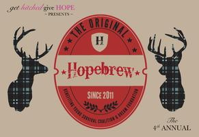 Get Hitched Give Hope Presents HopeBrew!