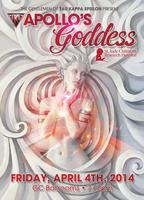 The Gentlemen of TKE at FIU Present: Apollo's Goddess...
