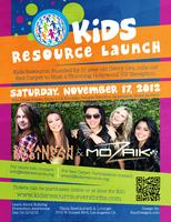 """Kids Resource Launch"" Red Carpet - Introducing..."