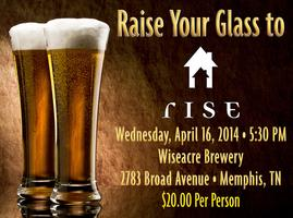 Raise Your Glass to RISE!