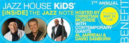 Inside the Jazz Note®  Jazz House Kids 2014 7th Annual...