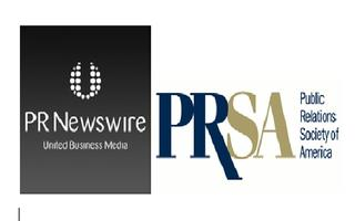 Mixer at PR Newswire/ PRSA Second Thursday Event