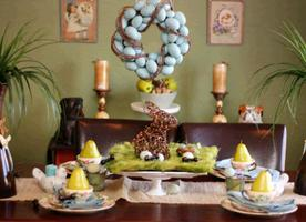 Party Perfection ~ Easter Brunch
