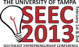 Southeast Entrepreneurship Conference - SEEC 2013