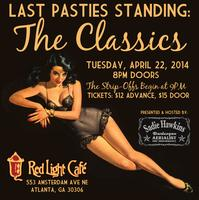 Last Pasties Standing: The Classics — A Burlesque Game...