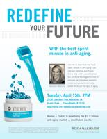 REDEFINE YOUR FUTURE Rodan + Fields Business...