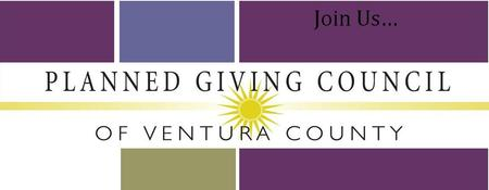 Planned Giving Council May 2014