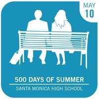 Eat See Hear 500 Days of Summer Outdoor Movie