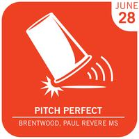 Eat See Hear Pitch Perfect Outdoor Movie