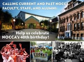 NOCCA's Pre-40th B'day Party for Alumni, Faculty, and...