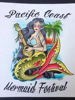 Pacific Coast Mermaid Festival ~ Mermaid Ball & Awards...