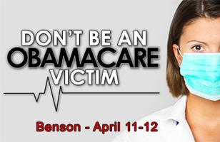 Don't Be an ObamaCare Victim - Benson