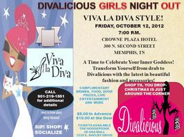VIVA DIVA GIRLS NIGHT OUT