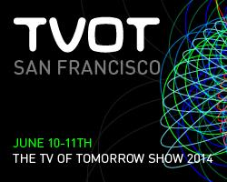 The TV of Tomorrow Show 2014