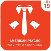 Eat See Hear American Psycho Outdoor Movie