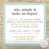 Opportunity Event: Spring Mixer