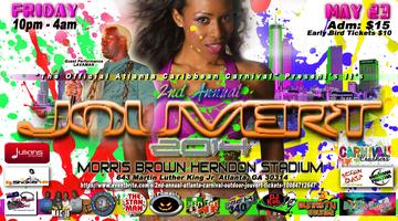 2nd ANNUAL ATLANTA CARNIVAL OUTDOOR JOUVERT