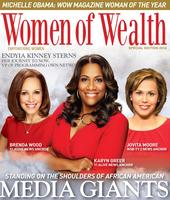 WOMEN OF WEALTH MAGAZINE 5TH ANNIVERSARY RELEASE PARTY...
