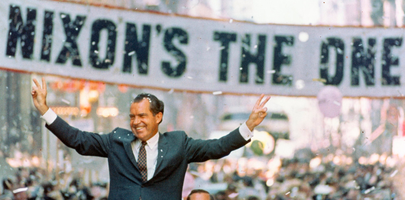 Resilient America: The 1968 Election and Beyond