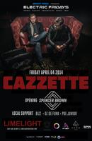 ElectricFridays Feat. Cazzette | Limelight | 4.4 |...