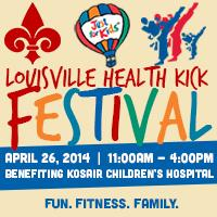 Louisville Family Health-Kick Festival Benefiting...