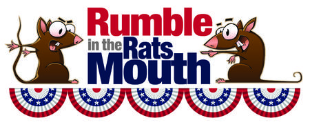 The Rumble in the Rat's Mouth:  Join us for the 3rd...