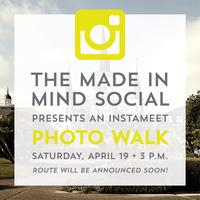 Join The Made In Mind Social For An Instameet Photo Wal...