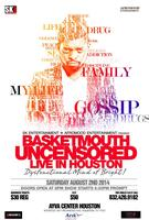 #BasketMouth Uncensored Live in Houston (Dysfunctional...