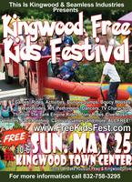Kingwood Free Kids Fest