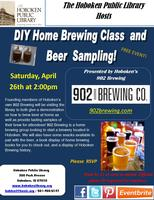 DIY Home Class and Beer Sampling with 902 Brewing...