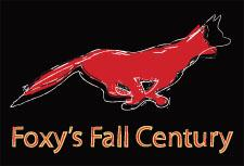 2014 Foxy's Fall Century Registration Is Closed (There...