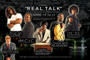 Court Jesters Entertainment presents: REAL TALK  Best...