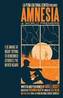 Amnesia - a new play about race and immigration