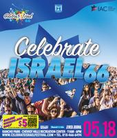 Celebrate Israel Festival - Israel's 66th Independence...