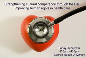 Strengthening cultural competence through theater:...